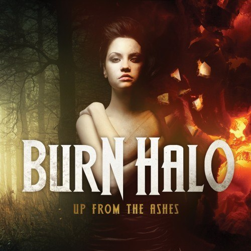 Up From The Ashes Burn Halo