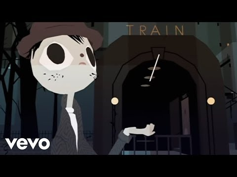 U2 - I'll Go Crazy If I Don't Go Crazy Tonight (Animated)
