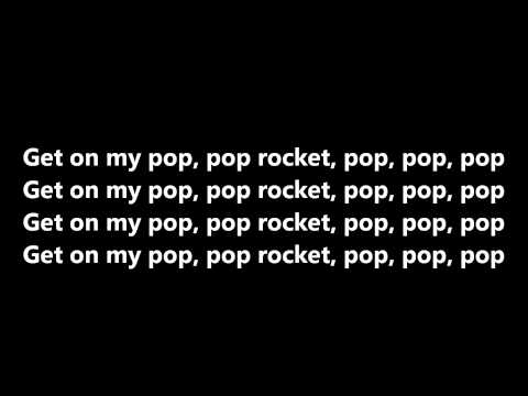 Jedward - Pop Rocket - Full Song With Lyrics