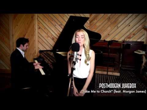Take Me To Church - Piano / Vocal Hozier Cover ft. Morgan James