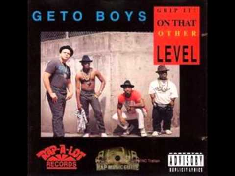 Geto Boys - Trigga Happy Nigga