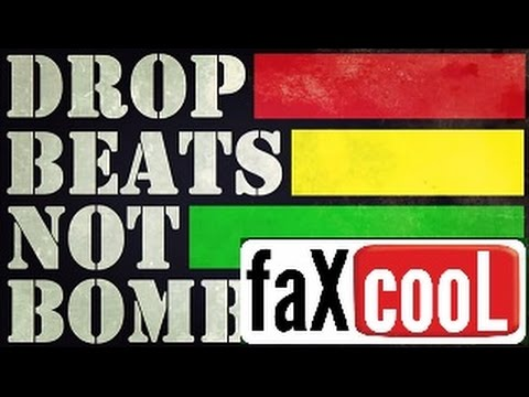 DRUM AND BASS - REGGAE MiX {VOL.17} (by faXcooL) [2014]