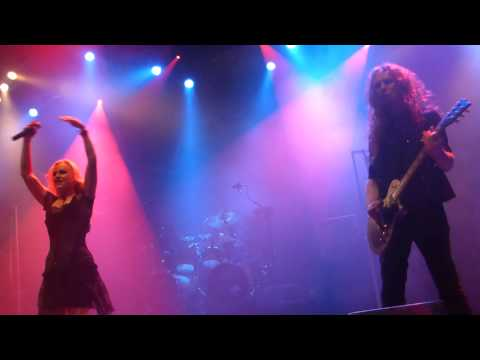 Leaves' Eyes - To France (Mike Oldfield cover) (live Z7 Pratteln 05/04/14)