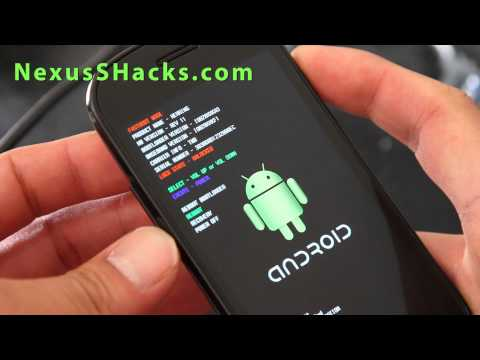 How to Unroot Nexus S! [i9020T][i9020A][i9023]