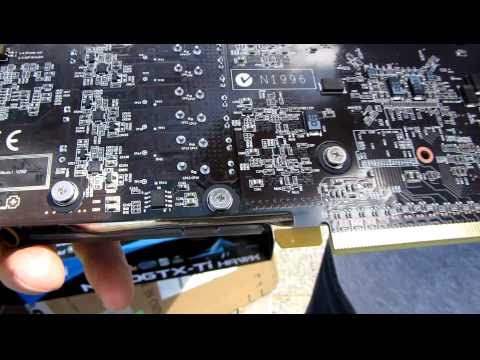 MSI GTX 560 Ti Hawk Fermi Gaming Video Card Unboxing & First Look Linus Tech Tips