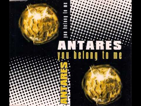 Antares - You belong to me (european radio mix) - 1995