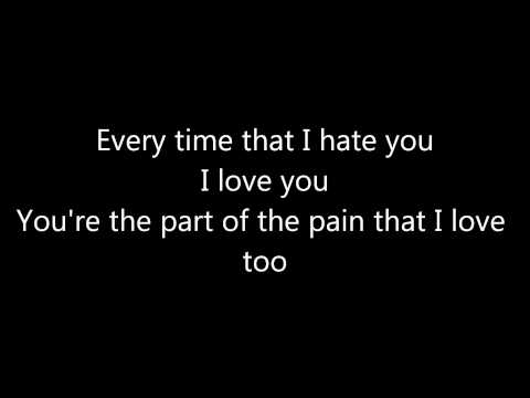 Adelitas Way Hate Love Lyrics
