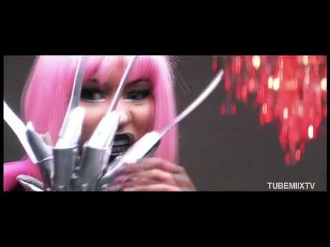 Lil Wayne Feat Nicki Minaj, Rick Ross, The Game - Rah! (Edited For TUBEMIIXTV)