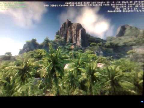 crysis benchmark very high with HD 4890 2Gb
