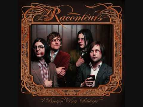 The Raconteurs Store bought bones