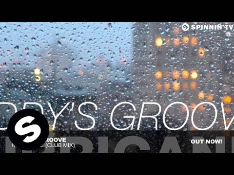 Daddy's Groove - Hurricane (Club Mix)