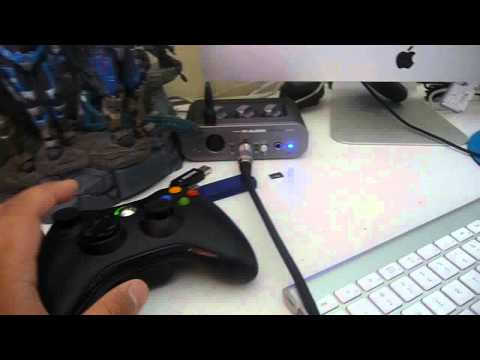 Wireless PC/XBOX 360 controller review