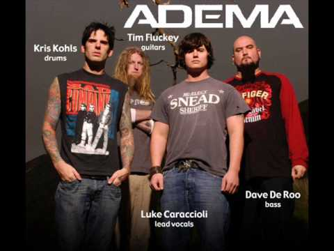Adema - Enter The Cage