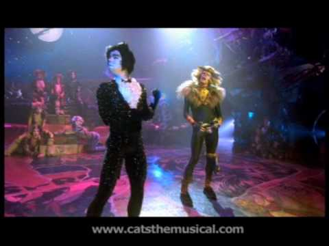 Mr Mistoffelees - part one. HD, from Cats the Musical - the film