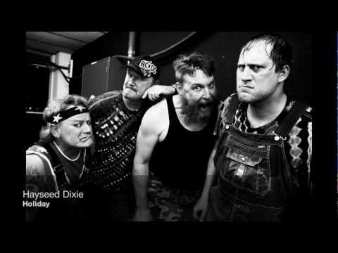☞ Hayseed Dixie ✩ Holiday 2006 (Green Day)