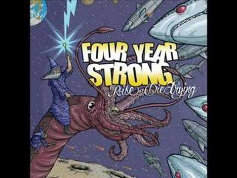 Four Year Strong - Men Are From Mars, Women Are From Hell
