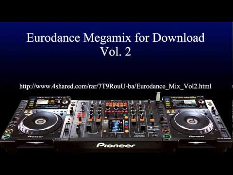 Eurodance Megamix for Download Vol.2