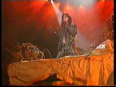 Alice Cooper 'Burning Our Bed' TV Performance