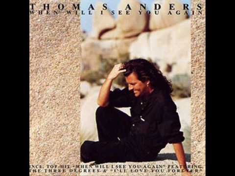 Thomas Anders Close Your Eyes To Heaven