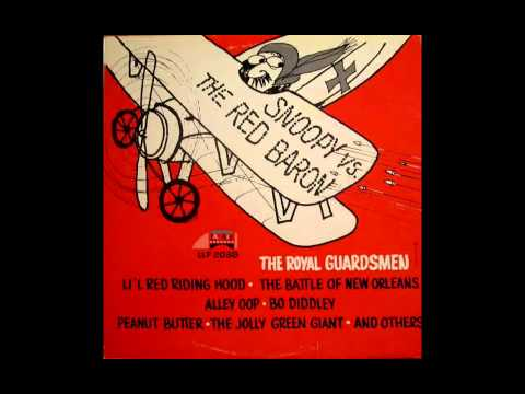 The Royal Guardsmen - Li'l Red Riding Hood (Sam The Sham and The Pharaohs Cover)