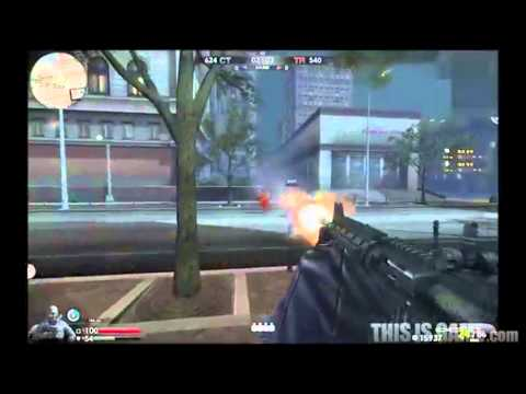 Counter Strike Online 3 Big City Official Trailer 2014 CS BC