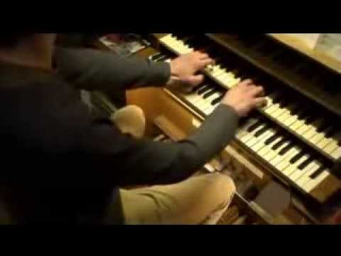 Davy Jones (Pirates of the Caribbean soundtrack on church organ)