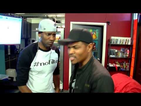 Rap Superstars DeStorm Power and Broken Pixels Jerome Chance Face Off Against 1337LoungeLive