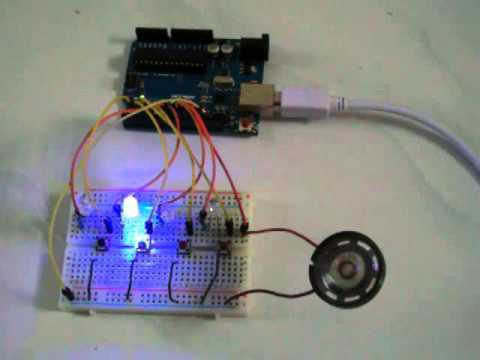 Arduino - Simple Simon Says Game