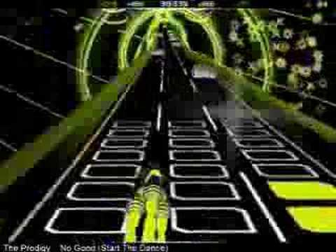 Audiosurf - TeDDy - Prodigy : No Good