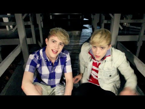 Jedward -Techno Girl