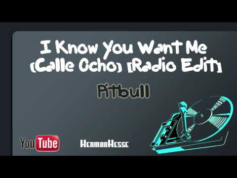 I Know You Want Me (Calle Ocho) [Radio Edit] - Pitbull
