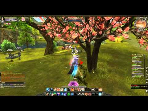 Loong Online (sword/saber) gameplay video