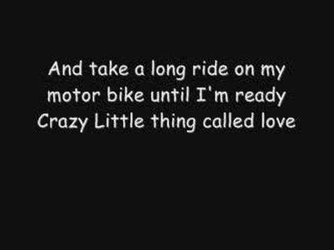 McFly - Crazy Little Thing Called Love WITH LYRICS