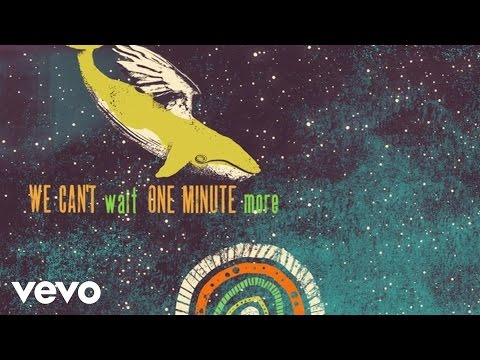 Capital Cities - One Minute More (Lyric Video)