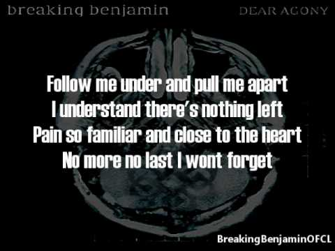 Breaking Benjamin - You (Lyrics on screen)