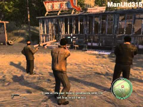 Mafia II (2) Walkthrough (PC,PS3,XBOX360):Chapter 8 Part 2