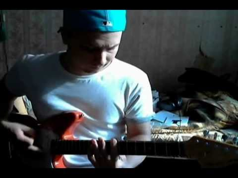 7 раса guitar riffs cover