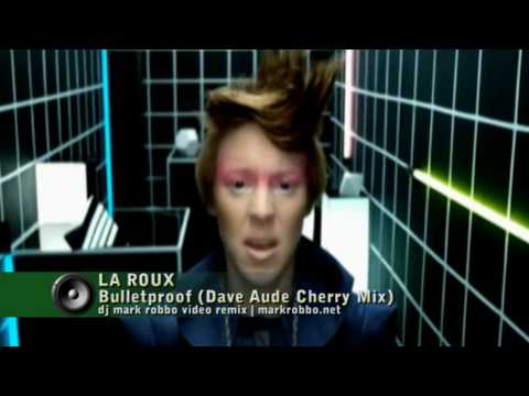 La Roux - Bulletproof (Dave Aude Cherry Club Mix)