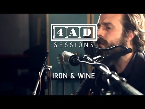 Iron And Wine - 4AD Session