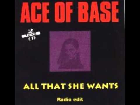Ace of Base - All That She Wants (HQ Original Instrumental with D/L Link)