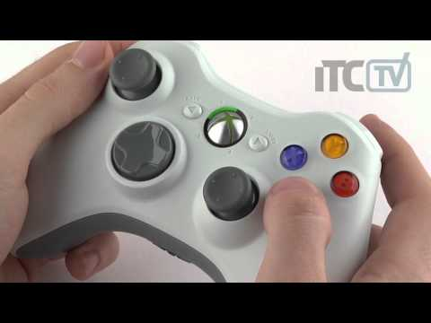 Обзор Microsoft Xbox 360 Controller for Windows