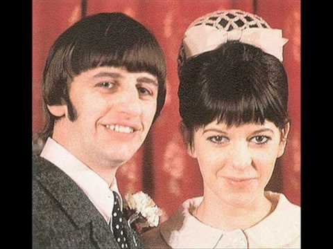 Ringo Starr and Maureen Cox. Video, Music and Pictures/ Ринго Старр и Морин Кокс