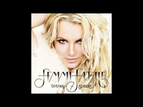 Britney Spears - Gasoline Lyrics
