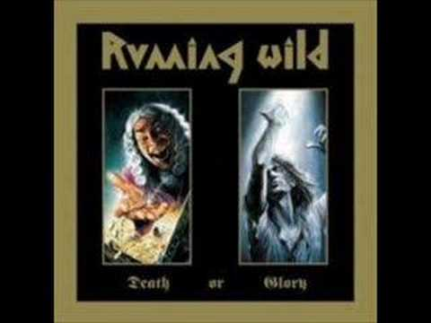 Running Wild - Riding The Storm