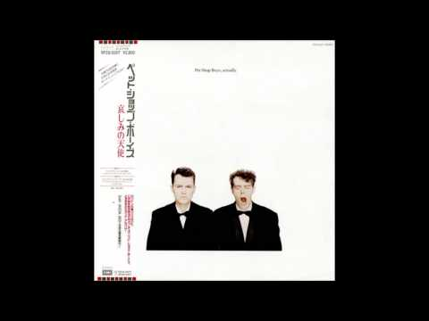 Pet Shop Boys -  I Want To Wake Up   (1987)