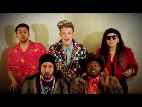 Thrift Shop - Pentatonix (Macklemore & Ryan Lewis cover)