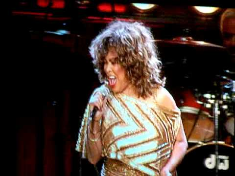 Tina Turner Live Mannheim 2009 Steamy Windows