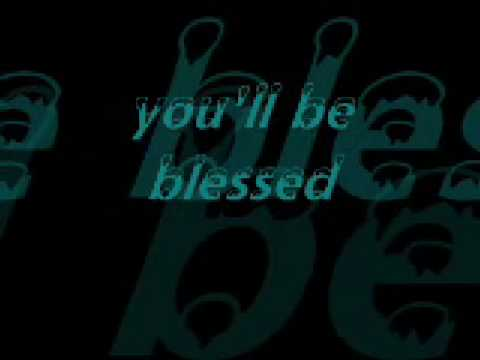 Elton John - Blessed (with lyrics)