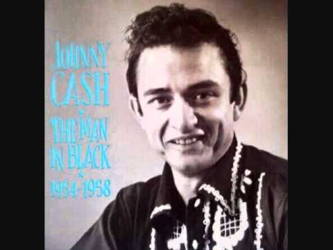 Johnny Cash Transfusion blues