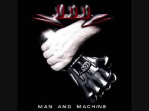 U.D.O  Man And Machine